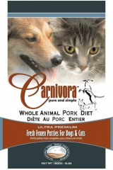 Carnivora Pork Diet